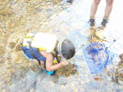 川で遊んだのって初めてー!!_a0096989_2321056.jpg