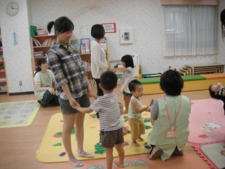 2011.08.19  8月のお誕生会_f0142009_10485633.jpg