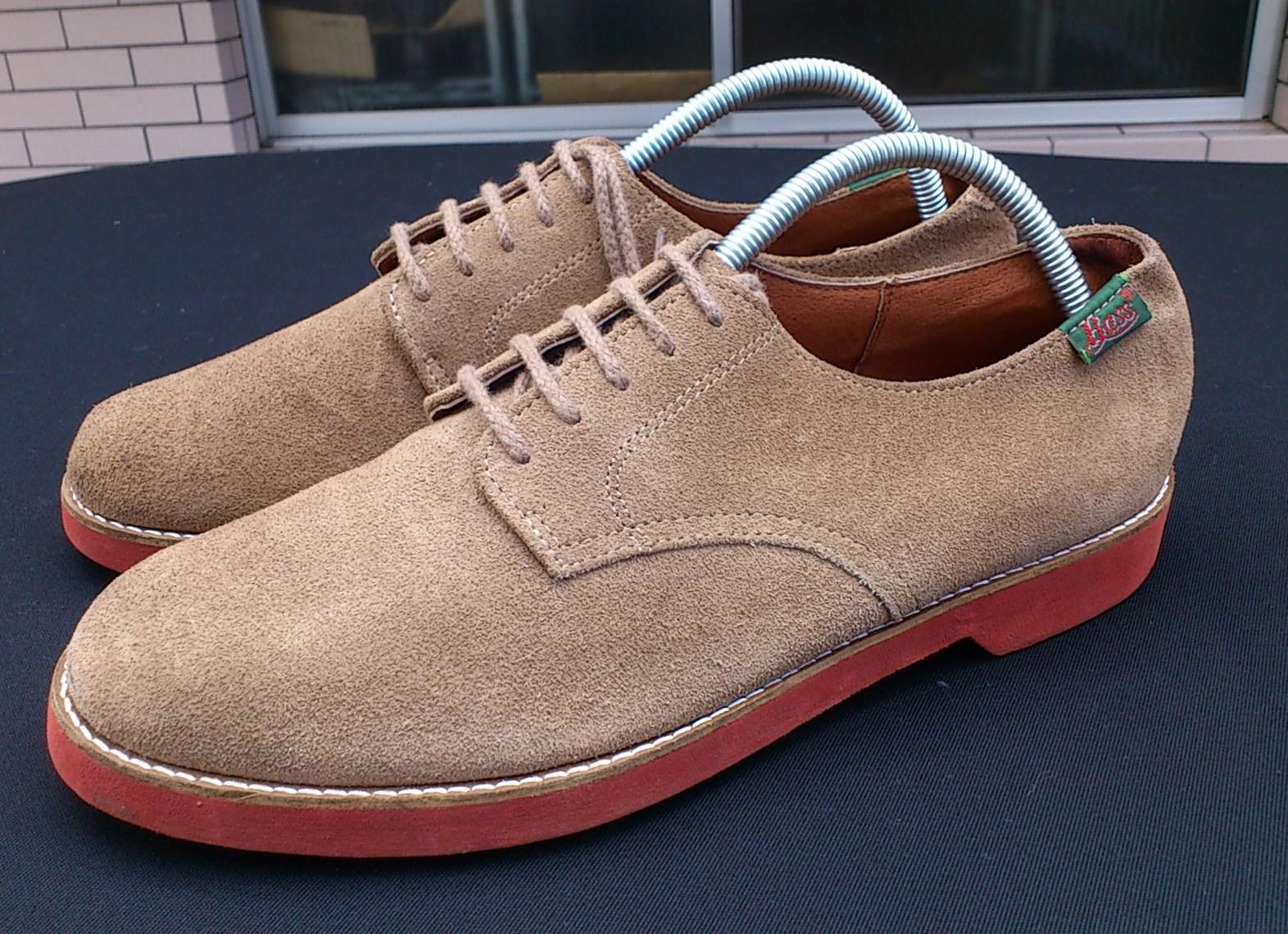 秋っぽい靴ということで、、、ダーティーバックスは如何でしょう? : TRADE BLOG
