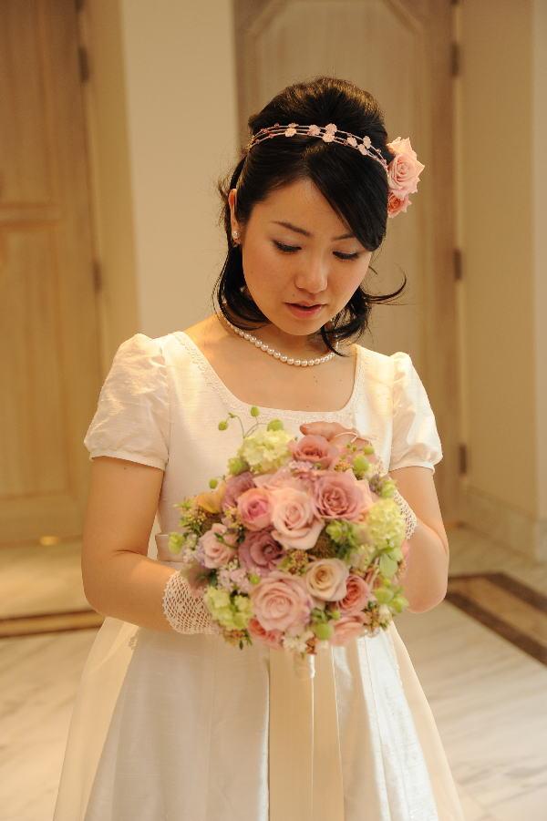 新郎新婦様からのメール 春のお花畑 ルアール東郷様へ_a0042928_1925451.jpg