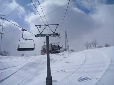 【滑走レポ30 2011.3.10】 今日は3月の新雪パウダー滑り込みの日@かぐら_e0037849_838787.jpg