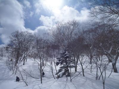 【滑走レポ30 2011.3.10】 今日は3月の新雪パウダー滑り込みの日@かぐら_e0037849_844565.jpg