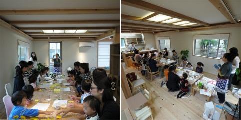 オーナー会「アイシングクッキー作り教室」 in フジモクMONO_c0160488_192611.jpg