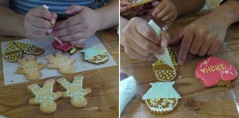 オーナー会「アイシングクッキー作り教室」 in フジモクMONO_c0160488_19321570.jpg