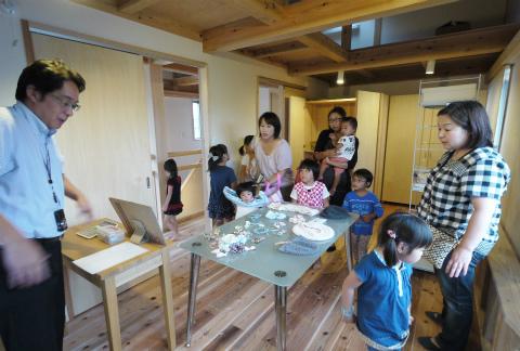 オーナー会「アイシングクッキー作り教室」 in フジモクMONO_c0160488_1938013.jpg