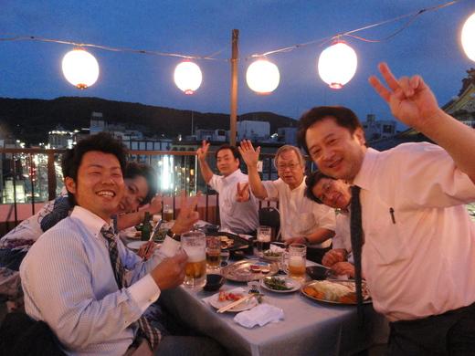 レストラン菊水 菊栄会_d0162300_23401034.jpg