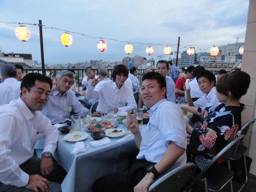 レストラン菊水 菊栄会_d0162300_23424540.jpg