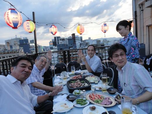 レストラン菊水 菊栄会_d0162300_23473963.jpg