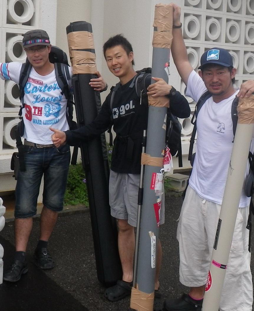 沖縄 離島遠征 磯からGTを狙う!!(その5) _a0153216_13164857.jpg