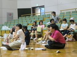 ■2011年度後期トラアナ2回目~東京学芸大学附属高校_a0137817_20494517.jpg