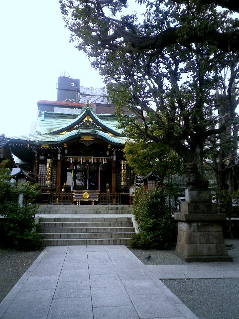 目黒大鳥神社お祭り2011_f0234628_1535575.jpg