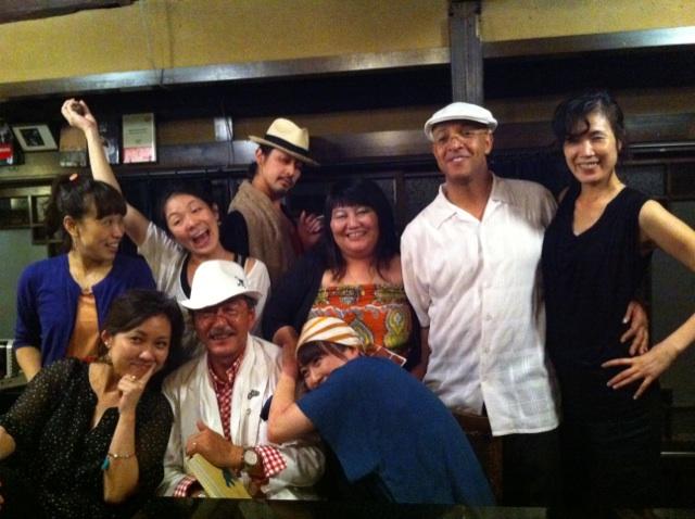 カールトンとのサマー日本ツアー後半と中州ジャズ 続き NO2_a0150139_928451.jpg