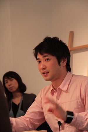 ギャラリートーク DRILL DESIGN × AOI HUBER × 萩原 修_f0171840_14251483.jpg