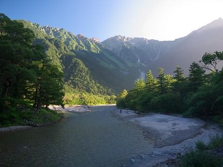 夏の上高地(1)岳沢湿原_c0057946_19225316.jpg