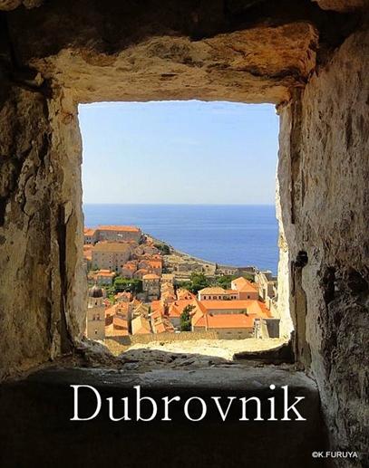 ドゥブロヴニク その2 城壁を歩く_a0092659_20365855.jpg