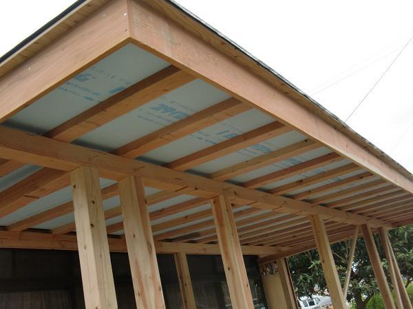 増築工事 ~ 屋根は_d0165368_754061.jpg