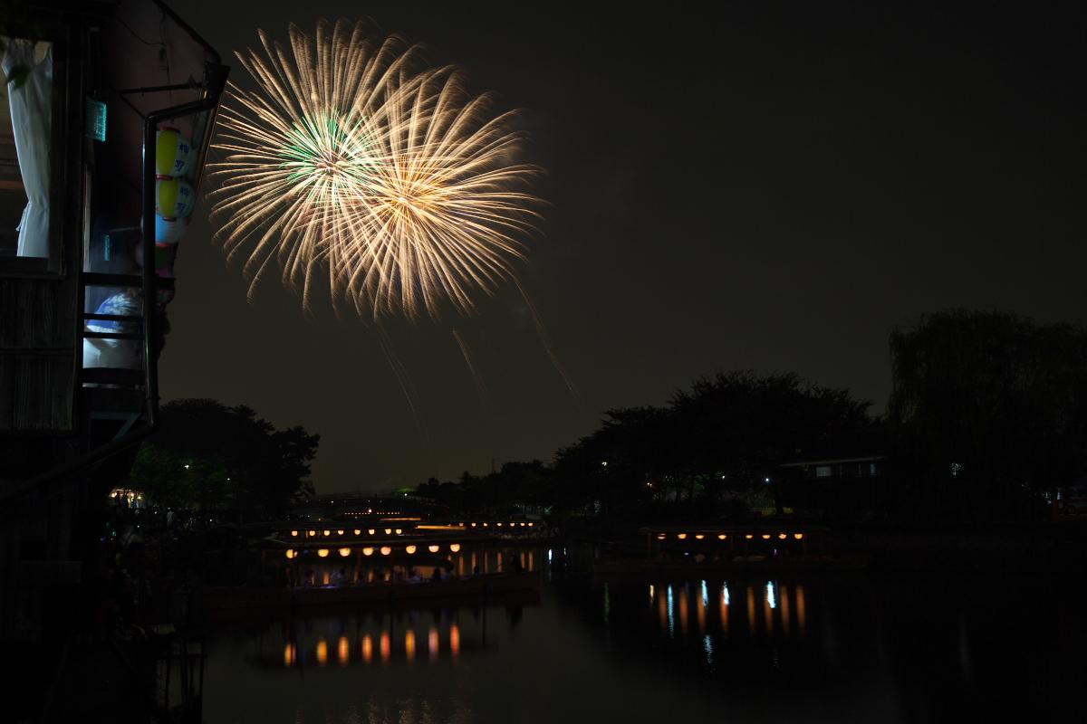宇治川花火大会 2011_f0021869_246710.jpg