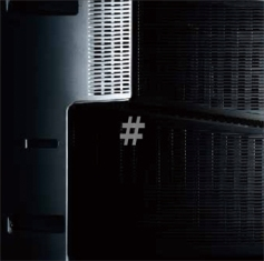 """cali≠gari(カリガリ)、ニュウシングル『#』発売に合わせて、新アー写と""""気になる""""CM映像を公開_e0197970_025913.jpg"""
