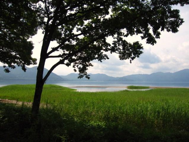 恒例夏キャンプ~秋田・田沢湖Ⅰ~_f0073070_0283772.jpg