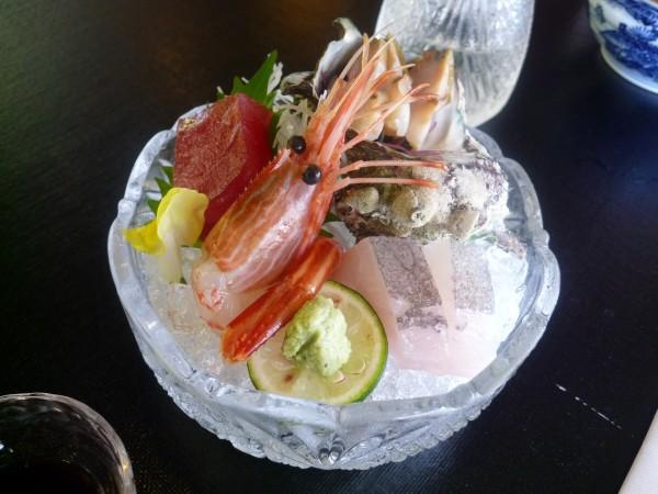 金沢 : 日航ホテル「弁慶」のお昼ごはんがリーズナブル_e0152073_058463.jpg