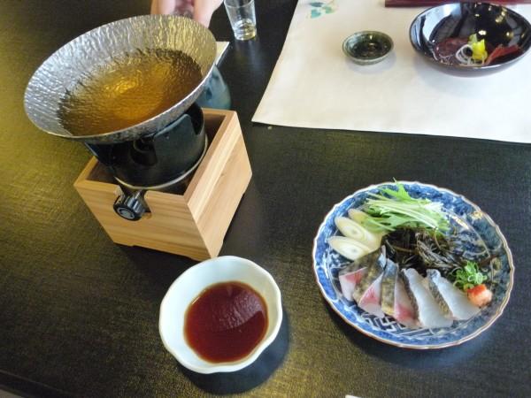 金沢 : 日航ホテル「弁慶」のお昼ごはんがリーズナブル_e0152073_133139.jpg