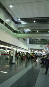 羽田空港なう。_b0134285_629232.jpg