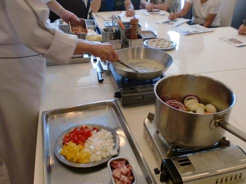 そがべとしのりシェフの料理教室(第12回)_e0190287_17111131.jpg