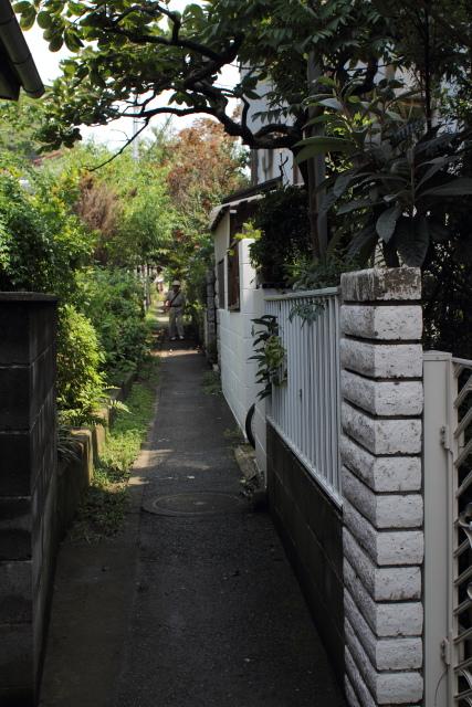 江ノ島  龍口寺周辺の路地にて_b0061717_231677.jpg