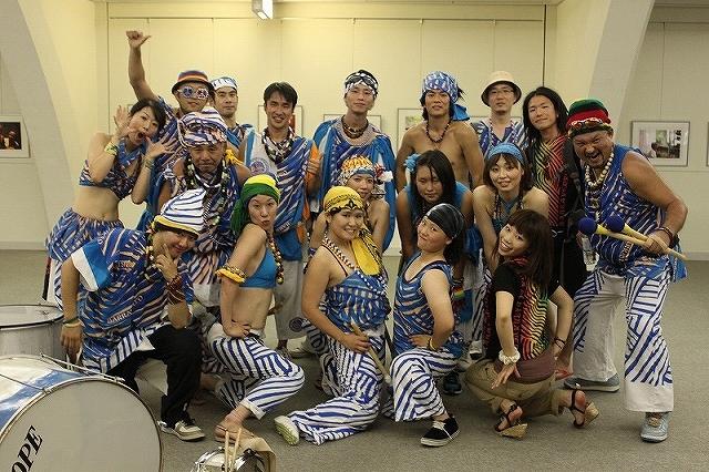 スキヤキ・ミーツ・ザ・ワールドに出演しました。_d0172033_1619439.jpg