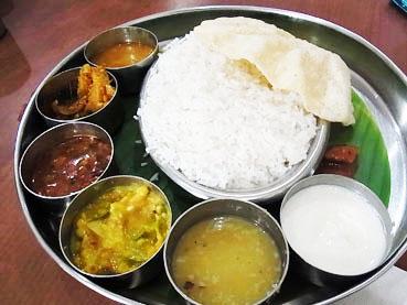 インド日替り定食_b0128737_15391796.jpg