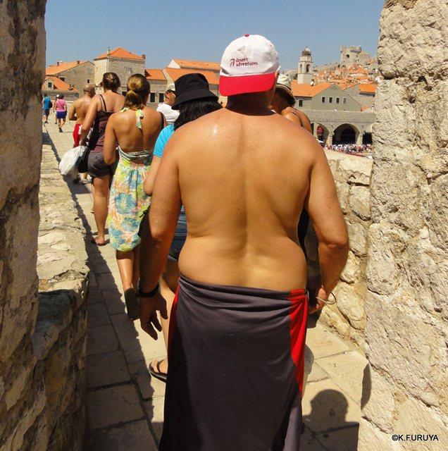 ドゥブロヴニク その2 城壁を歩く_a0092659_044582.jpg