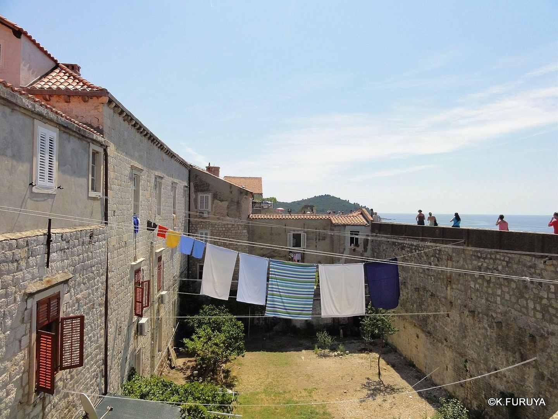 ドゥブロヴニク その2 城壁を歩く_a0092659_062033.jpg