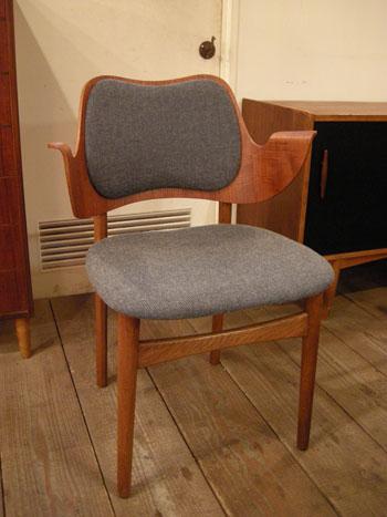 Chair (DENMARK) & お知らせ_c0139773_19162518.jpg