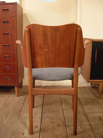 Chair (DENMARK) & お知らせ_c0139773_1916495.jpg