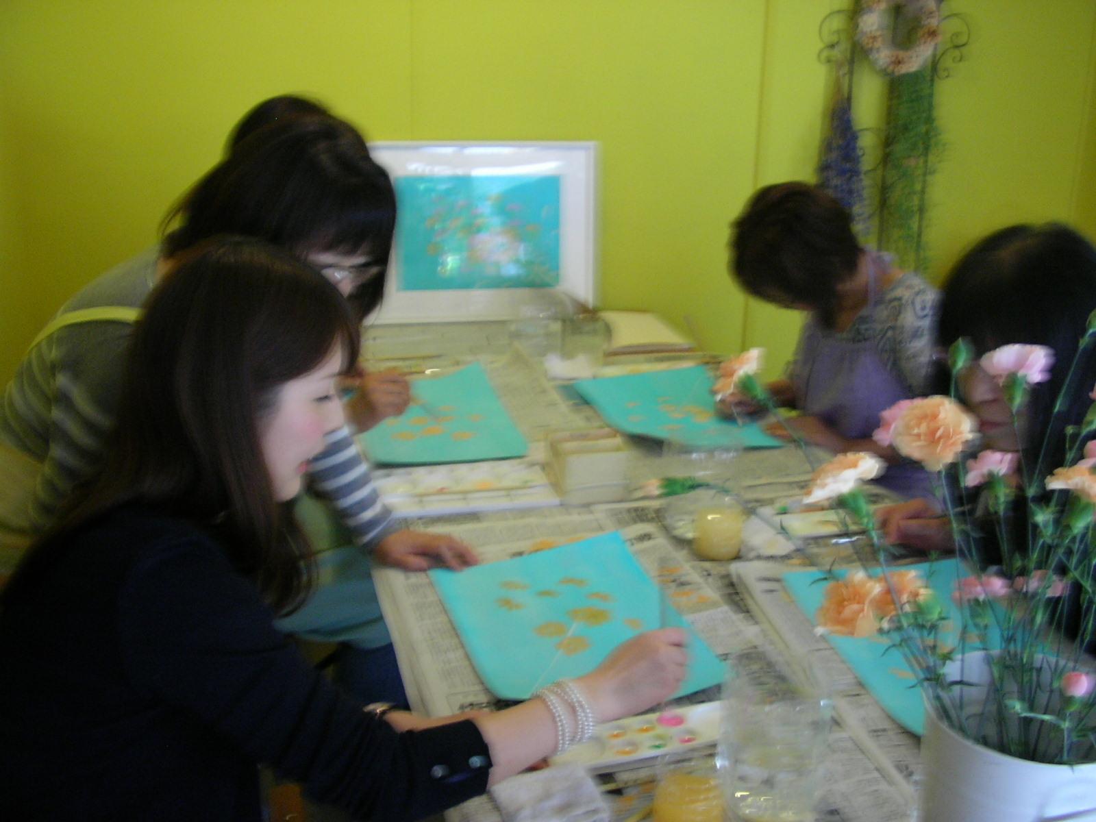 水彩画教室♪_c0033678_1744386.jpg