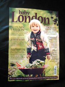 イギリス版「たまひよ」&オススメ雑誌「baby London」_e0030586_21551780.jpg