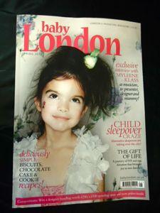 イギリス版「たまひよ」&オススメ雑誌「baby London」_e0030586_21552118.jpg