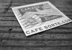 Cafe Sorte オリジナル・シール_f0077789_15562725.jpg