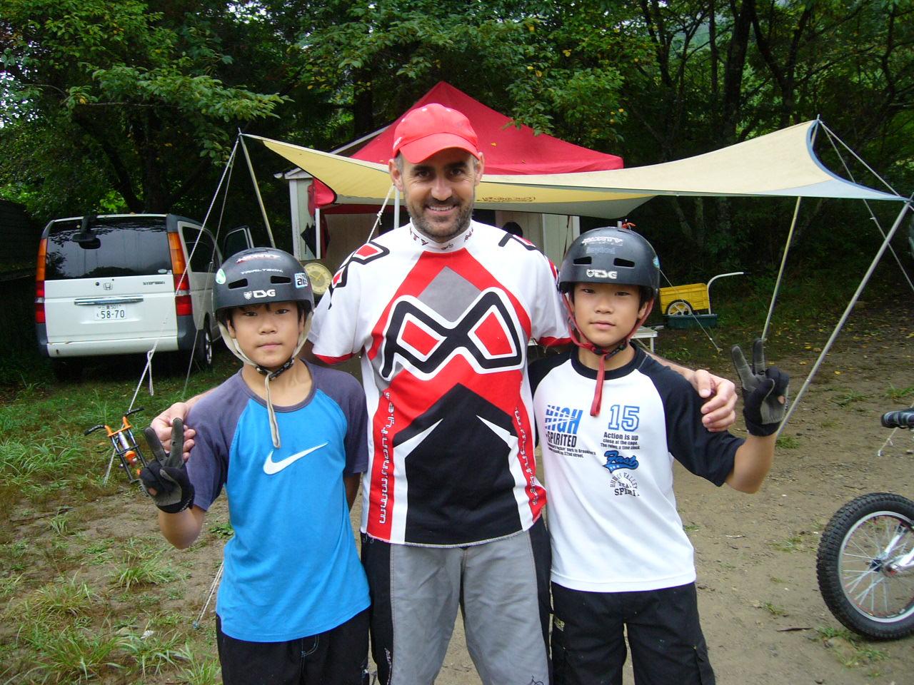 バイクトライアル 亀岡カップ rd15 参戦レポ_b0133403_0125054.jpg