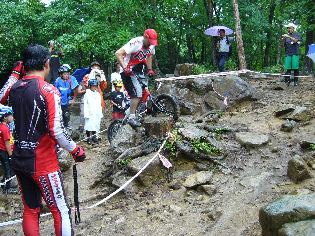 バイクトライアル 亀岡カップ rd15 参戦レポ_b0133403_0515642.jpg
