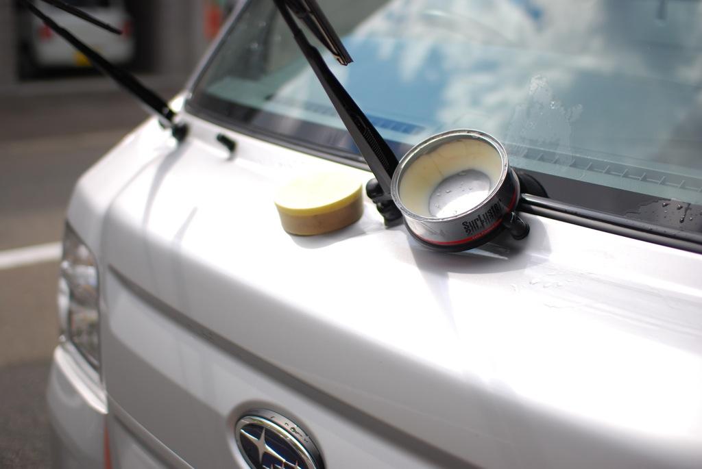 【サンバー】洗車っ☆_e0159646_858424.jpg
