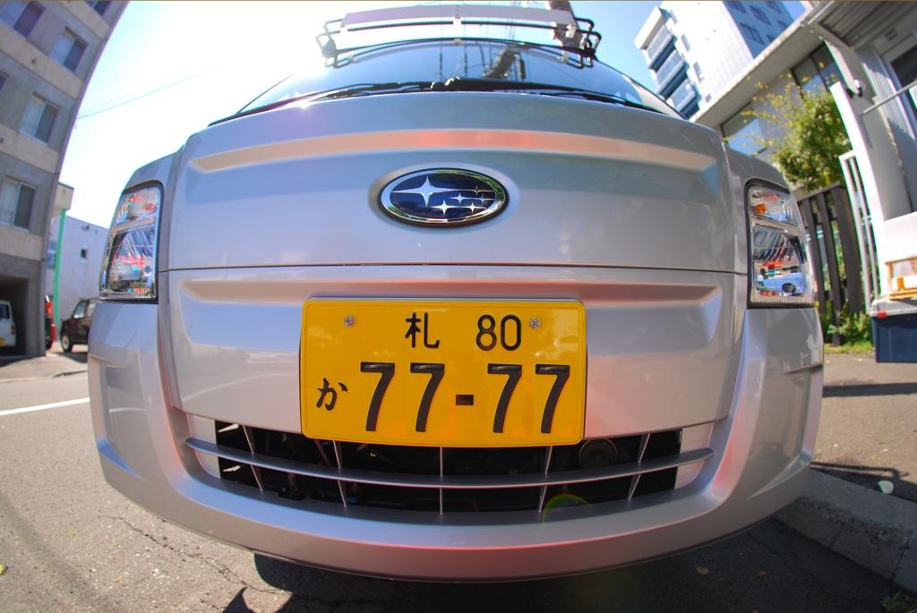 【サンバー】洗車っ☆_e0159646_9132522.jpg