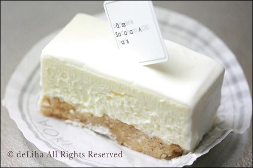 <サダハルアオキ> シンプル絶品チーズケーキ_c0131054_1821327.jpg