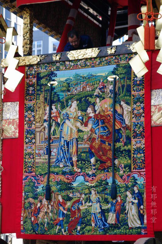 京都祇園祭・山鉾巡行の朝_a0157263_22521595.jpg