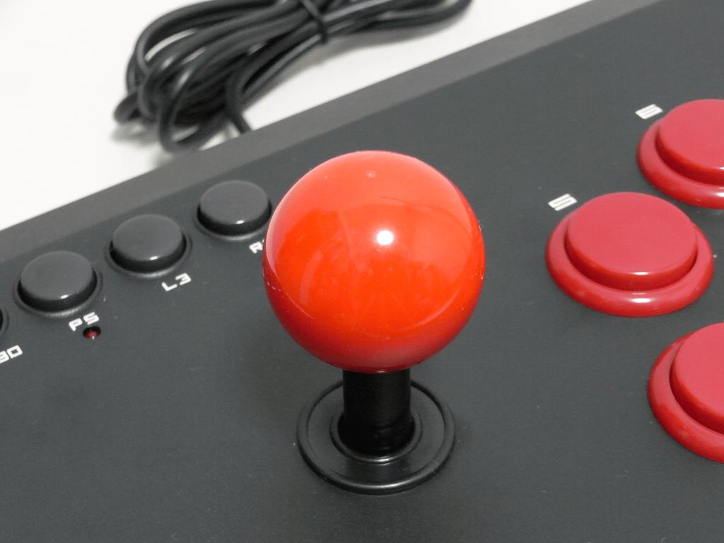 【レビュー】バッファローコクヨサプライ Arcade Stick 13 II(BSGPAC02BK)_c0004568_2031689.png