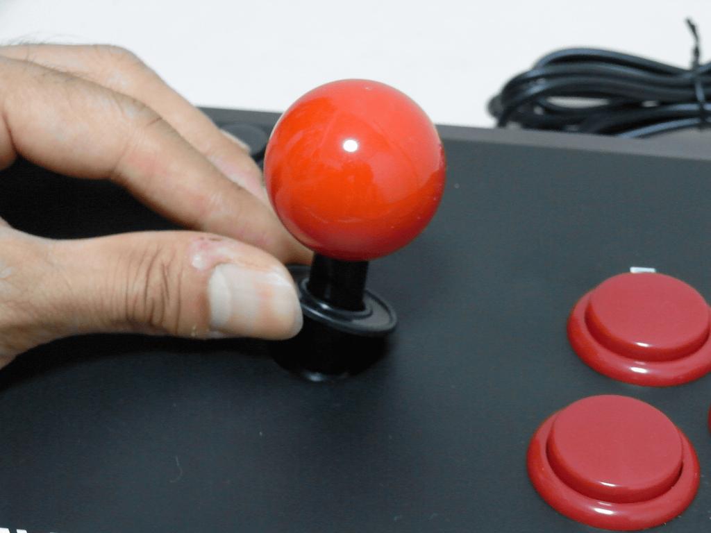 【レビュー】バッファローコクヨサプライ Arcade Stick 13 II(BSGPAC02BK)_c0004568_2033273.png