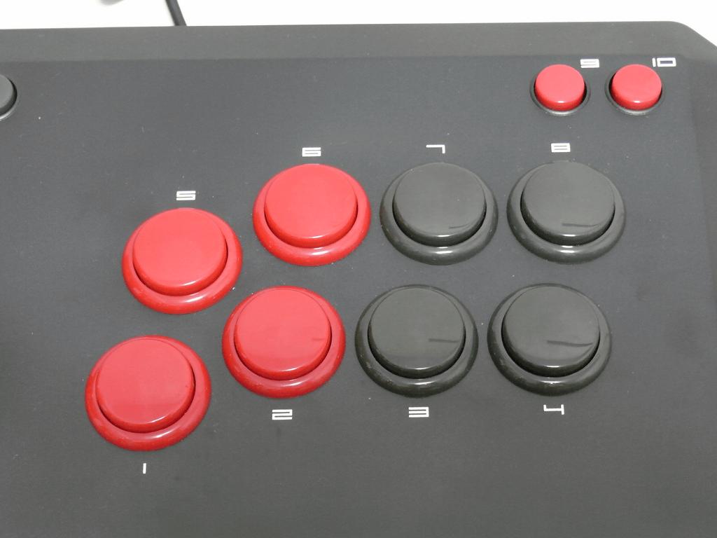 【レビュー】バッファローコクヨサプライ Arcade Stick 13 II(BSGPAC02BK)_c0004568_2035153.png