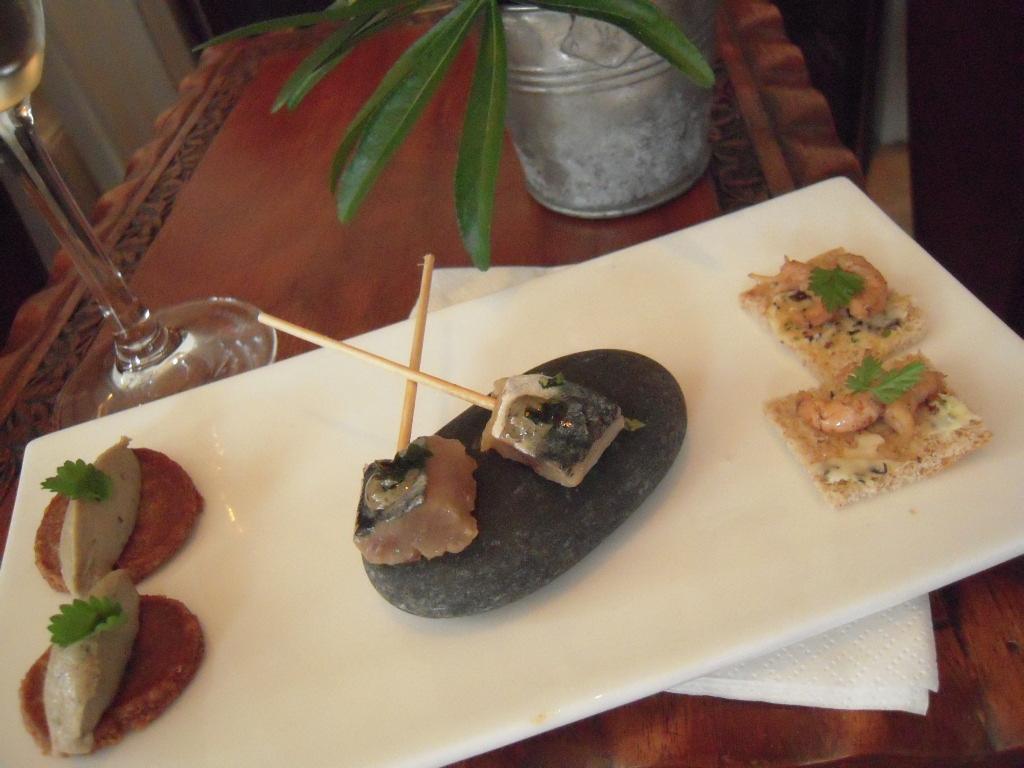 Restaurant le Coquillage レストラン・ル・コキヤージュ_a0066869_718465.jpg