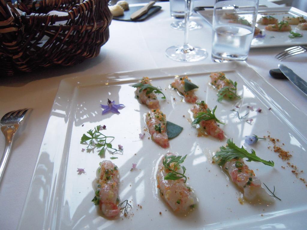 Restaurant le Coquillage レストラン・ル・コキヤージュ_a0066869_7215994.jpg