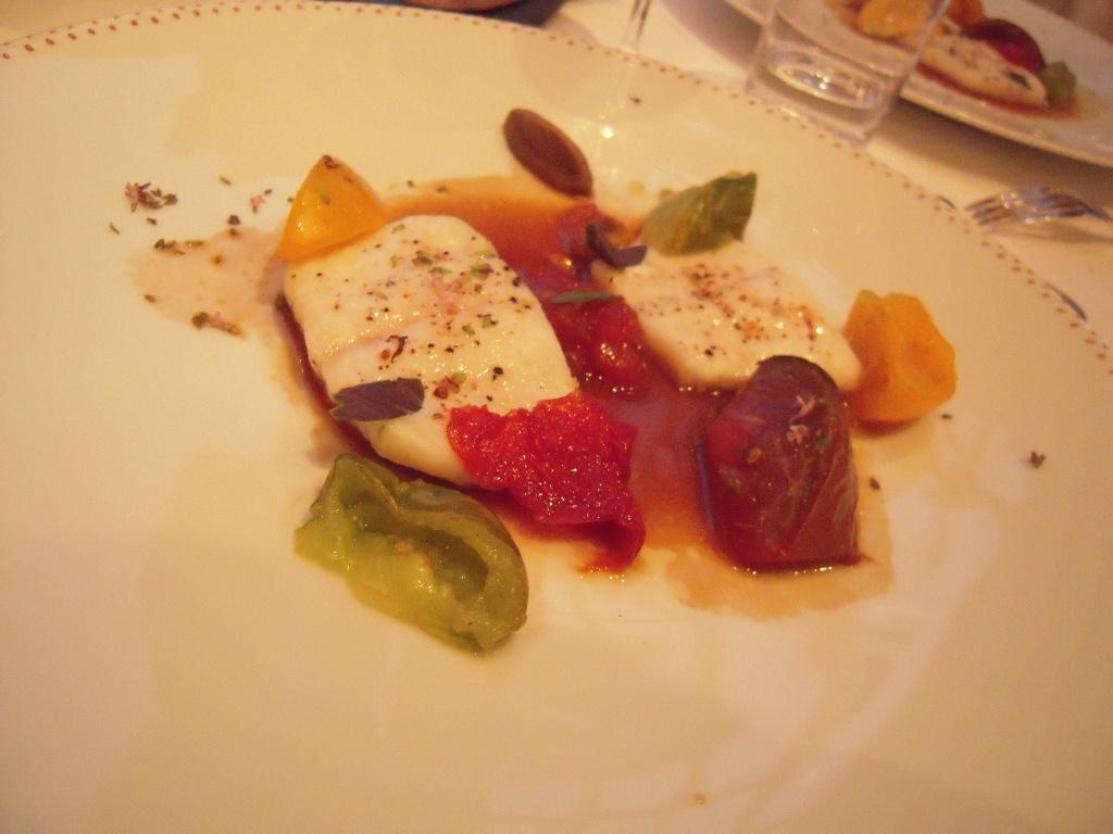 Restaurant le Coquillage レストラン・ル・コキヤージュ_a0066869_7234855.jpg